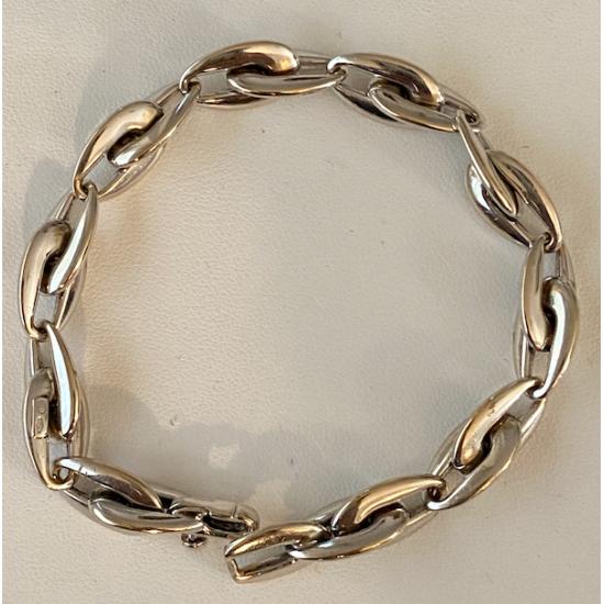 Bracelet in white Gold 18k
