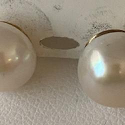 Boucles Oreilles Perle